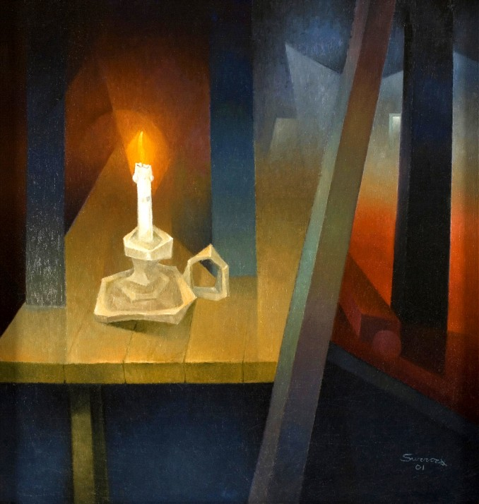 Candle Light, 2001